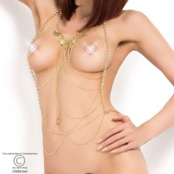 Gold body chain CR-3898 Chilirose wholesaler DBH Creations