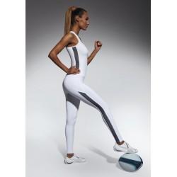 Imagin legging sport blanc Bas Bleu Sport grosssite DBH Créations