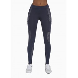 Passion sport legging blue Bas Bleu wholesaler DBH Créations