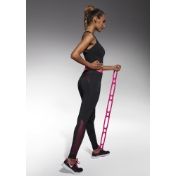 Inspire sport legging black and pink Bas Bleu wholesaler DBH Créations