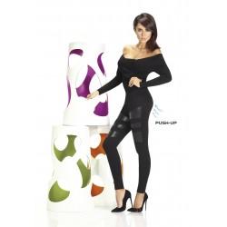 Marcella legging push-up noir Bas Bleu grossiste DBH Creations