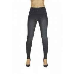 Maddie jean legging black Bas Bleu wholesaler DBH Créations