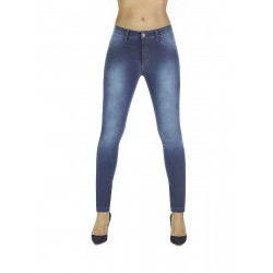 Timea jean slim light blue Bas Bleu wholesaler DBH Créations