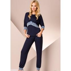 Pyjama bleu marine