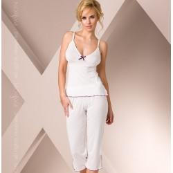 Short pyjamas white