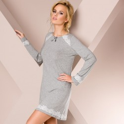 Short nightdress grey