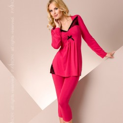 Pyjama framboise