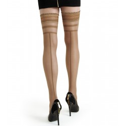 Claudia natural stockings LeggStory wholesaler DBH Creations