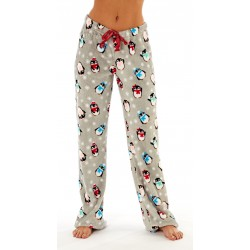 Pyjamas pants with pinguins