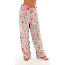 Pyjamas pants with foxes