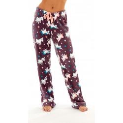 Pantalon pyjama licornes