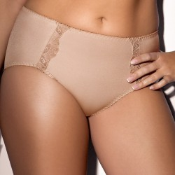 Mirabel beige panties Gaia wholesaler DBH Créations