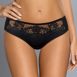 Taylor black panties Gaia wholesaler DBH Créations