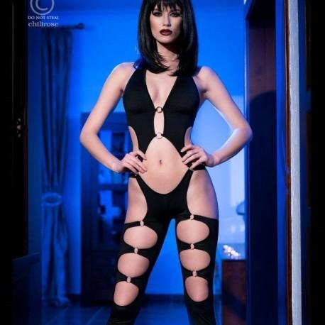 Clubwear suit CR-4036 Chilirose wholesaler DBH Creations