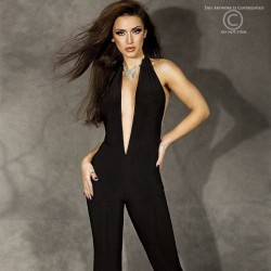 Black suit CR-3272 Chilirose wholesaler DBH Creations