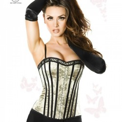 Corset doré CR-3057 Chilirose grossiste DBH Creations