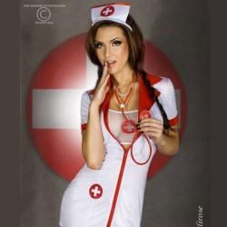 Costume infirmière 6 pièces