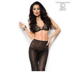 Black garter belt set CR-3899 Chilirose wholesaler DBH Creations