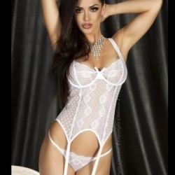 White basque CR-3462 Chilirose wholesaler DBH Creations