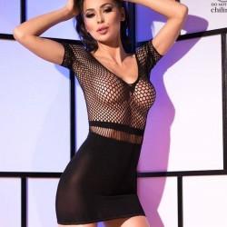 Black dress CR-4108 Chilirose wholesaler DBH Creations