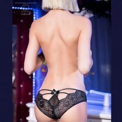 Black lace panties CR-4156 Chilirose wholesaler DBH Creations