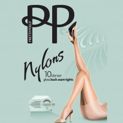 Nylon seamed tights PMAKQ4 Pretty Polly wholesaler DBH Creations