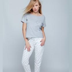 Heart pyjama