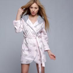 Elisa dressing gown