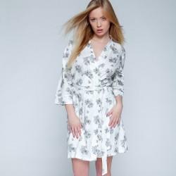 Romantic dressing gown Sensis wholesaler DBH Creations