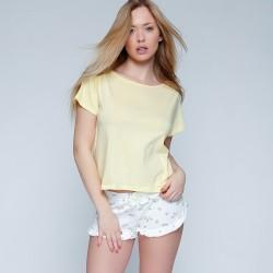 Yellow pyjama