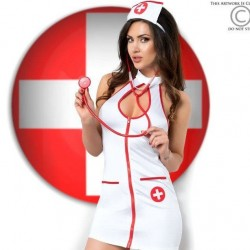 Nurse set CR-3854 Chilirose wholesaler DBH Creations