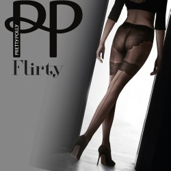Backseam tights PNAVR5 Pretty Polly wholesaler DBH Creations