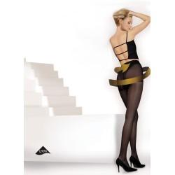 Slim black tights Adrian wholesaler De Bas En Haut Creations