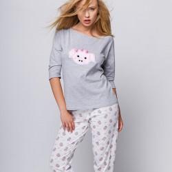 Piggy pyjamas