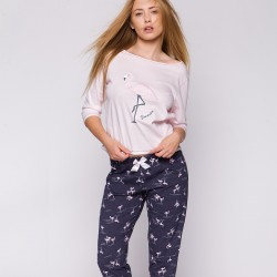 Pink Flaming pyjamas Sensis wholesaler DBH Creations