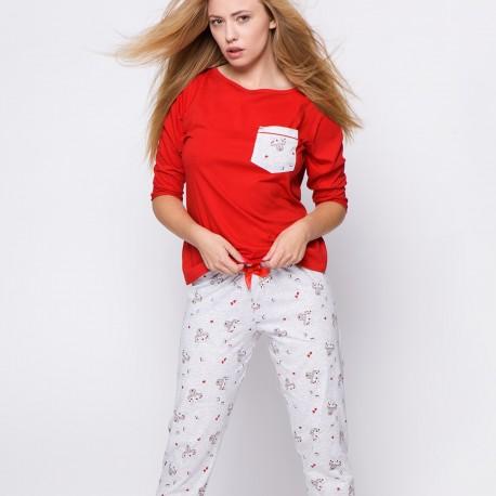 Renifer pyjama