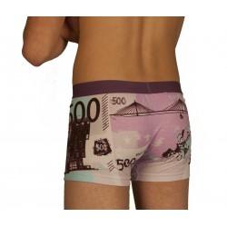 Euros purple boxer