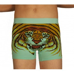 Green tiger boxer wholesaler De Bas En Haut Creations