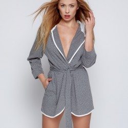One Love dressing gown Sensis wholesaler DBH Creations