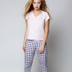 Penelope pyjama Sensis grossiste DBH Creations