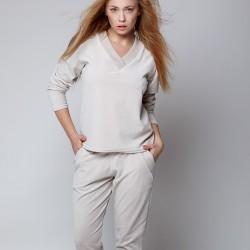Christine beige pyjamas Sensis wholesaler DBH Creations