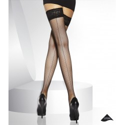 Moulin black stockings Adrian wholesaler De Bas En Haut Creations