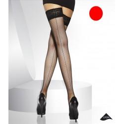 Moulin red stockings Adrian wholesaler De Bas En Haut Creations