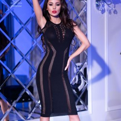 Sexy dress CR-4300 Chilirose wholesaler DBH Créations