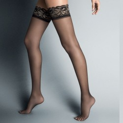 Lurex stockings Veneziana wholesaler DBH Creations