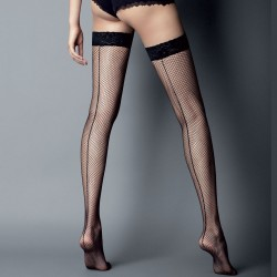Rete Riga stockings Veneziana wholesaler DBH Creations