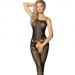 Bodystocking résille panthère ICollection grossiste DBH Créations