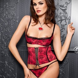 Scarlet Pleasure Tessoro wholesaler DBH Créations
