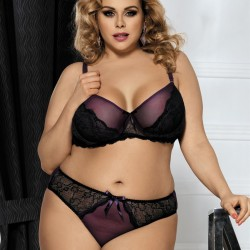 Plum set wholesaler De Bas En Haut Creations