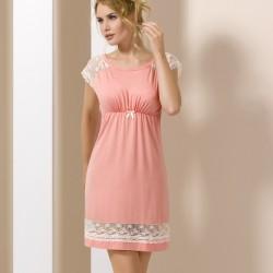 Short nightdress Passion PY047 wholesaler De Bas En Haut Creations
